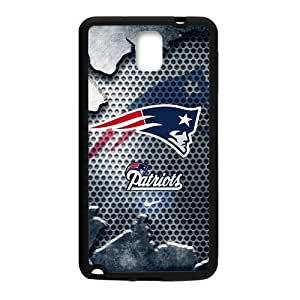 Hoomin Cool New England Patriots Samsung Galaxy Note3 Cell Phone Cases Cover Popular Gifts(Laster Technology)