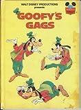 Walt Disney Productions Presents Goofy's Gags, Walt Disney Productions Staff, 0394825586