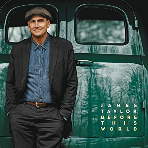 CD : James Taylor - Before This World (With DVD, Deluxe Edition, 2 Disc)