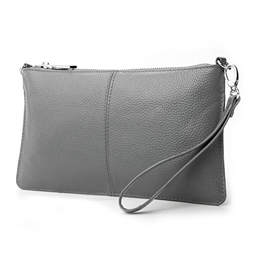 Lecxci Leather Crossbody Purses Wallets