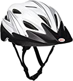 Bell Adrenaline Bike Helmet, Matte White Steel