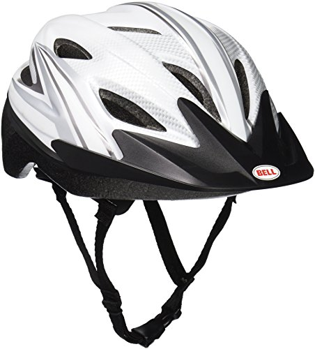 Adrenaline Bicycle - Bell Adrenaline Bike Helmet, Matte White Steel