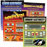 Mcdonald Publishing Mc-P111 Electricity & Magnestism Poster Set by MCDONALD PUBLISHING