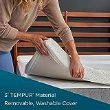 Tempur-Pedic TEMPUR Supreme 3-Inch Mattress Topper