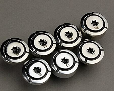 7 of Set Golf weights for Callaway Big BERTHA ALPHA Head 2014 Udesign Drivers by Factory