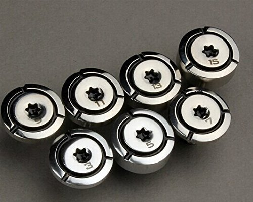 7 of Set Golf weights for Callaway Big BERTHA ALPHA, used for sale  Delivered anywhere in USA