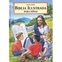 Biblia Ilustrada Para Ninos (Spanish Edition)
