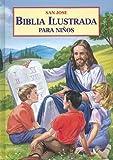 Biblia Ilustrada Para Ninos