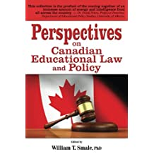 Perspectives on Canadian Educational Law and Policy