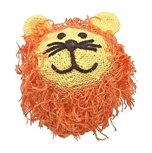 Zooni Mop Top Animal Hat - Chunkee Monkee - 6-12 Mos
