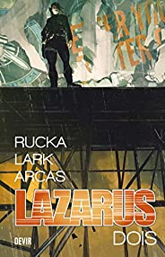 Lazarus. Exclusivo Amazon - Volume 2