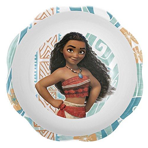 Zak Designs MOAF-0361 Disney Kid's Bowls 5.5 inch -