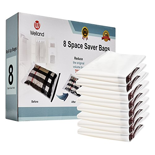 WELLAND Roll Up Compression Storage Organizers product image