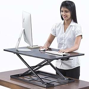 Amazon Com Table Jack Standing Desk Converter 32 X 22