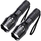 LED Torch,Flashlight with 5 Modes 800 Lux Karrong Torches Perfect for Outdoor Camping Activities and More