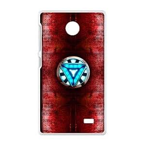 Iron man heart Phone Case for Nokia Lumia X