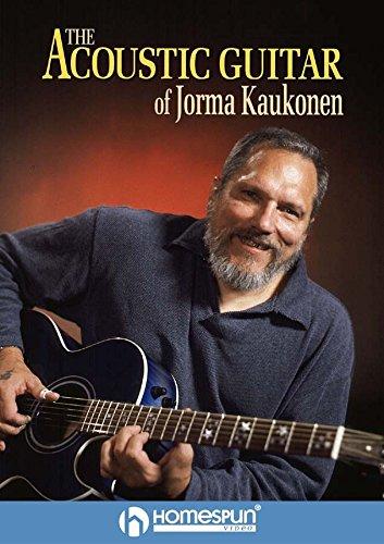 The Acoustic Guitar of Jorma Kaukonen - Vol 1 [Instant Access]