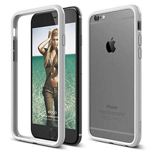 iPhone Case elago Bumper Original White
