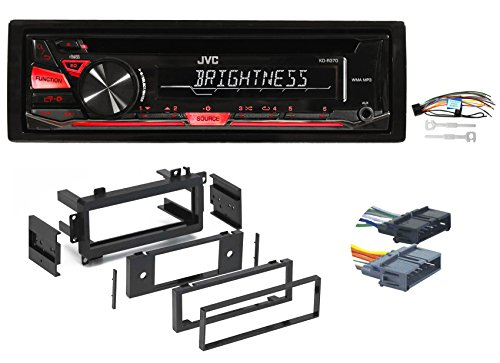 JVC CD Player Receiver Stereo w/ MP3/WMA/Aux For 1993-1998 Jeep Grand Cherokee