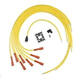 ACCEL 3010 SuperStock 7mm 3000 Series Graphite core Universal Spark Plug Wire Set