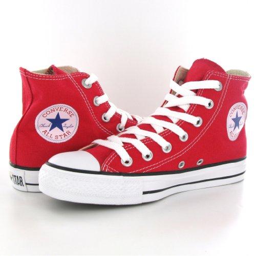 Converse, Sneaker donna Rosso rosso