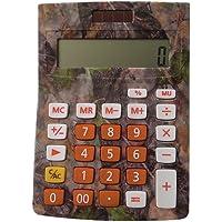Rivers Edge Calculator, Camo, 4-Inch x 5.7-Inch