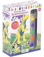 Champion Coloring Tyrannosaurus Dinosaur Figure
