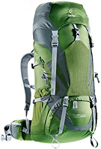 7. Deuter: ACT Lite 65+10 Hiking Backpack