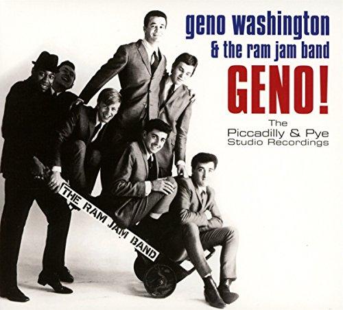 Geno! The Piccadilly & Pye Studio Recordings (Geno Washington And The Ram Jam Band)