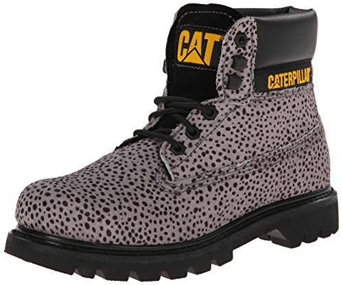 Caterpillar Colorado Donna Stivali Nero Grigio ZzrZW4qw