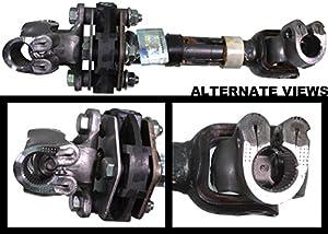 Service Manual 2010 Hyundai Santa Fe Steering Shaft U Joint Replace Cardone 174 Hyundai