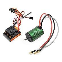 Castle Creations 010-0123-01 Sidewinder SCT Combo Waterproof Motor with 5mm Shaft