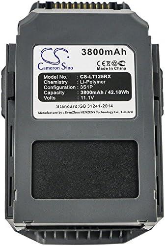 11,1 V Batterie Lithium polymère pour DJI Mavic Pro-Remplace gp785075-38300db 3800 mAh