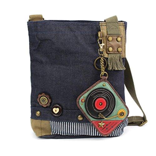 Turntable Messenger Bag - 1