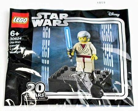 LEGO 30624 Star Wars Obi-Wan Kenobi Collectible Minifigure New Sealed Free Ship