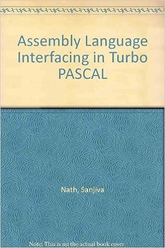 Pascal Language Book