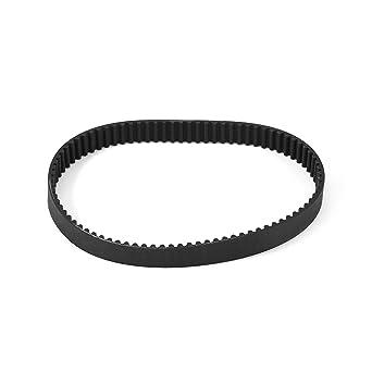 425mm Correa de Distribución Cinturón de Caucho Sincronizada Cinturón de Sincronización para 3D Impresora 5mm de
