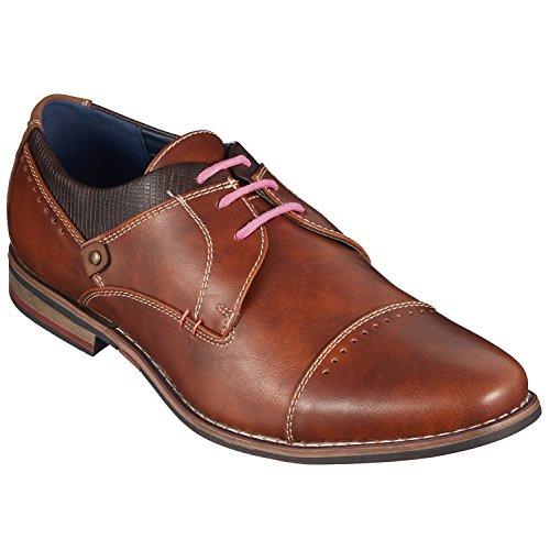 Rotondi 3 Di 2 Ficchiano Cerati nbsp;mm Pink Scarpe In Per nbsp;cm 45 E Pelle Diametro Premium Eleganti Lacci 120 Agli Strappi Resistenti Lunghezza dnnIxOr