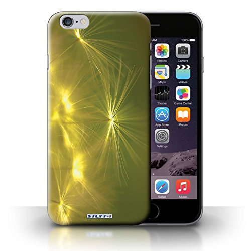 Hülle Case für iPhone 6+/Plus 5.5 / Gelb Entwurf / Life Light Collection