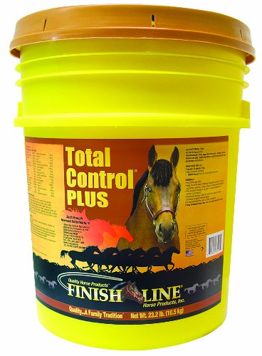 Finish Line Horse Products Total Control Plus (23.2-Pounds) by Finish Line Horse Products