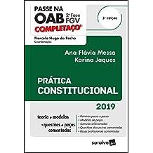 Completaço® OAB 2ª fase : Prática constitucional - 3ª edição de 2019