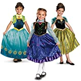 Disney Frozen Anna Costume Bundle Set - Child Medium