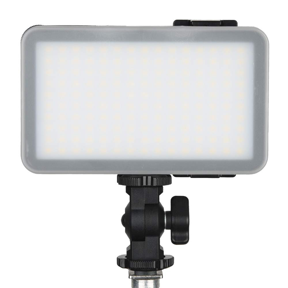 luz Visual de Panel de la Potencia LED Ultra elevada de Dimmable para los appareils-Photo Inteligentes de tel/éfono Godox ledm150/ del tel/éfono port/átil LED de Godox