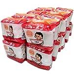 オキコラーメン24袋セット【チキン味4個入り】 (24)