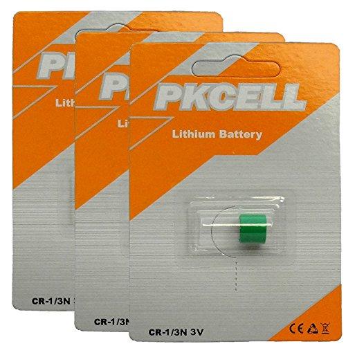 BlueDot Trading CR1/3N Lithium Cell 3 Batteries