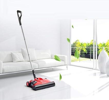 Barredora - Empuje tipo escoba eléctrica inalámbrica Escoba aspiradora automática del hogar Barrido del robot Cuidado