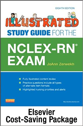 Illustrated study guide for the nclex rn exam elsevier ebook on illustrated study guide for the nclex rn exam elsevier ebook on vitalsource evolve access retail access cards 8e 8th edition fandeluxe Gallery