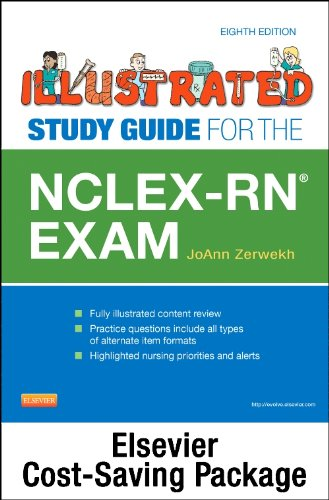 Illustrated Study Guide for the NCLEX-RN Exam Access Code
