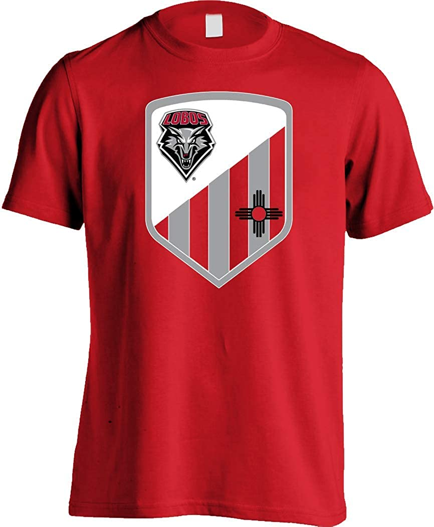 Aced Out New Mexico Lobos Shield Mens