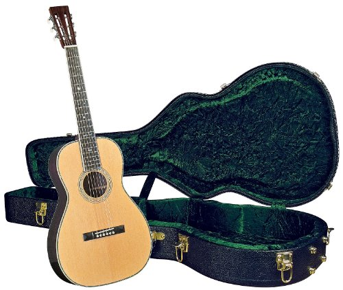 (Blueridge BR-371 Historic Series Parlor Guitar with Deluxe Hardshell Case (BR-371BUN1))